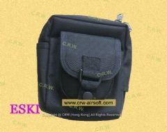Waist Bag with Hand Cuff Pouch by ESKI